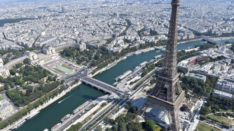 LaFrance est au premier rang des pays d'accueil des investissements étrangers en Europe. (GERARD JULIEN / AFP)