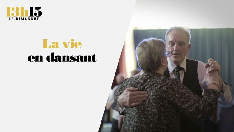 13H15 / FRANCE 2 La vie en dansant (CAPTURE ECRAN / 13H15 / FRANCE 2)