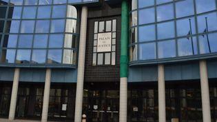 Le tribunal de Meaux (Seine-et-Marne)  (Thomas Poupeau / Le Parisien)