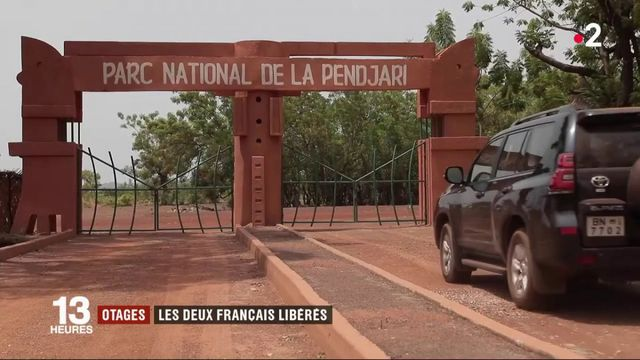 Sahel : libération des deux otages français enlevés au Bénin