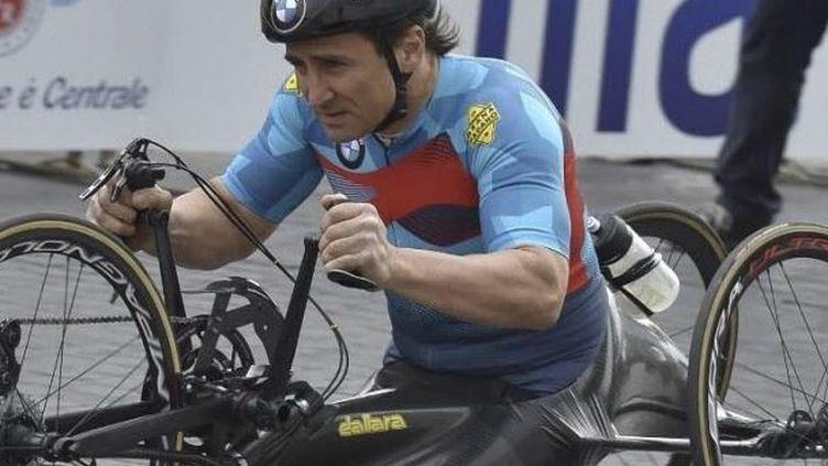 Allessandro Zanardi  (FRANCE 2)