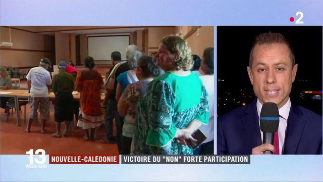 Nouvelle-Calédonie : des bureaux de vote pris d'assaut pour le référendum