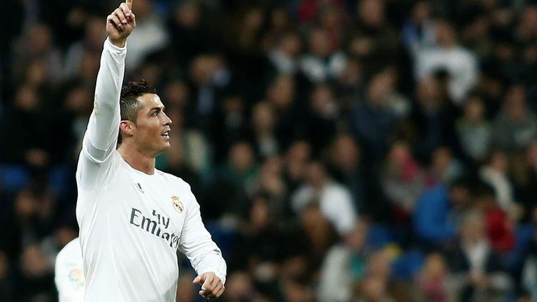 Cristiano Ronaldo. (BURAK AKBULUT / ANADOLU AGENCY)
