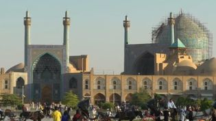 Face à un contexte géopolitique complexe, l'industrie iranienne du tourisme cherche à se relancer. (FRANCE 2)