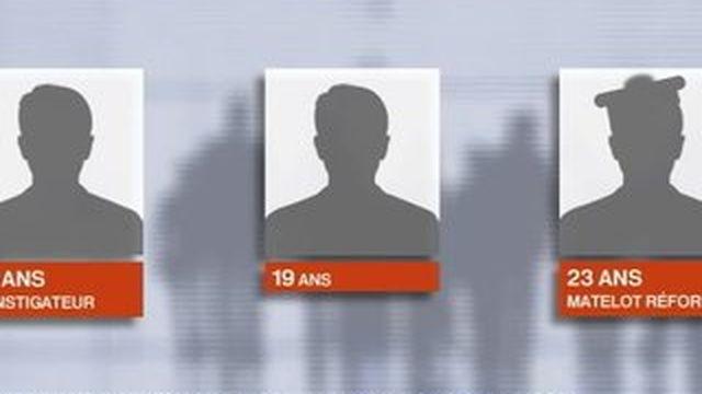 Attentat déjoué : la tête pensante serait le plus jeune des suspects