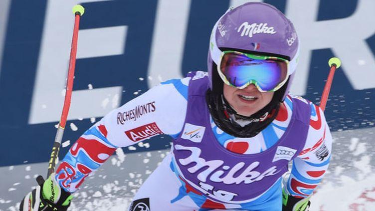 La skieuse française Tessa Worley