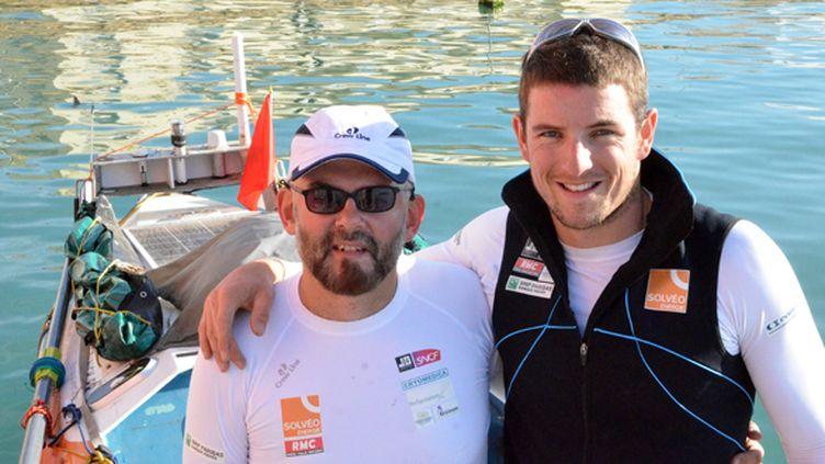 Patrick Favre et Julien Bahain