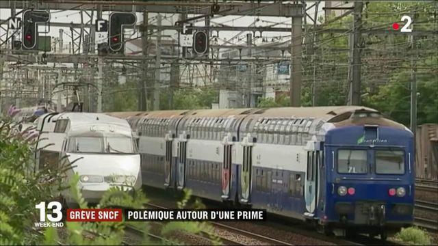 Grève SNCF : polémique autour d'une prime
