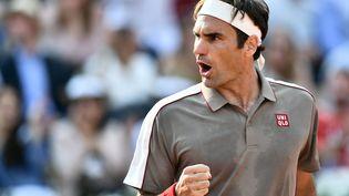 Rafael nadal à Roland-Garros, le 4 juin 2019. (PHILIPPE LOPEZ / AFP)