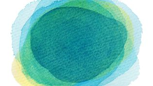 Un bloben aquarelle. (Illustration) (YIFEI FANG / MOMENT RF / GETTY IMAGES)