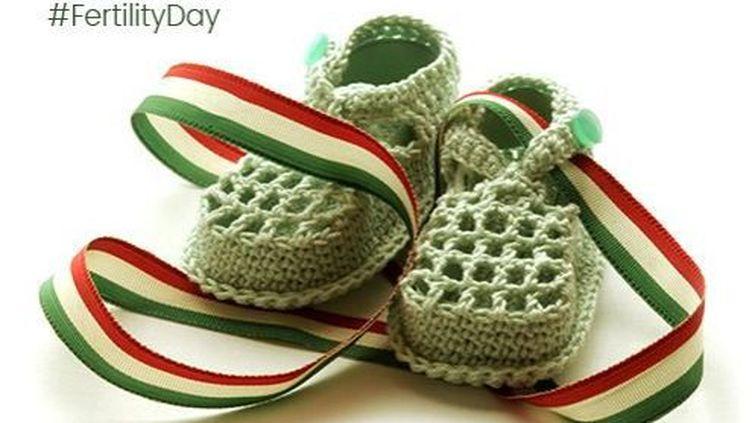 Capture d'écran du site Fertilityday (capture d'écran du site  Fertilityday)