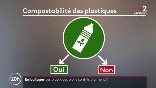 Emballages : les plastiques biosourcés sont-ils vraiment meilleurs pour la planète ?