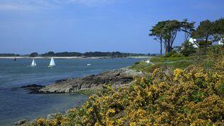 Le golfe du Morbihan, où Jean-Marc Ayrault passera ses vacances. (AFP)