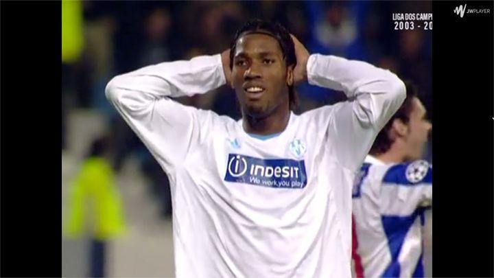 Didier Drogba l'avait sans doute vue dedans.