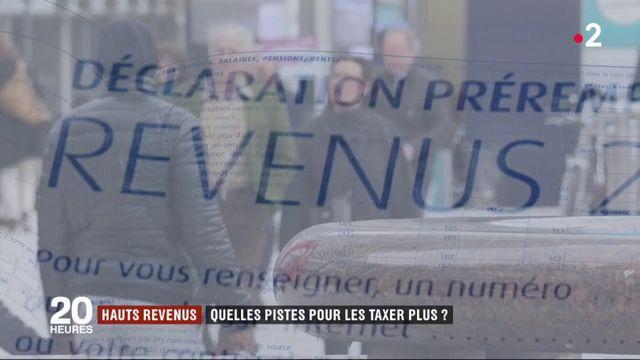 Impôts : quelles mesures pour taxer les hauts revenus ?