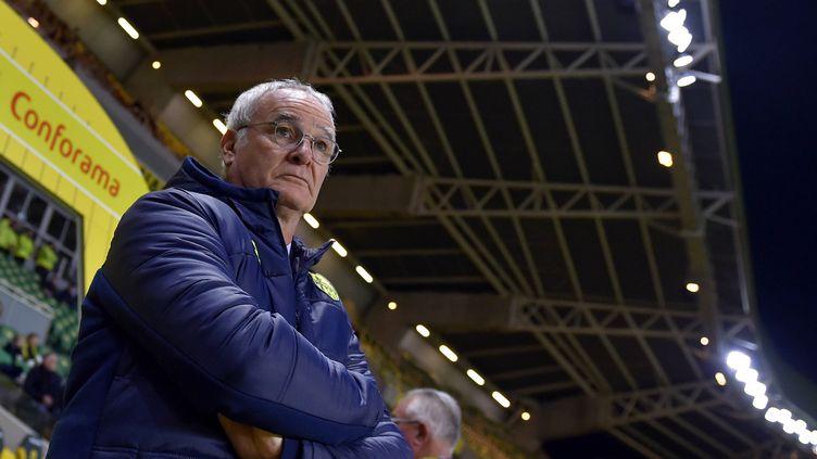 Claudio Ranieri, l'entraîneur de Nantes