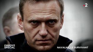 Envoyé spécial. Navalny, le survivant (ENVOYÉ SPÉCIAL  / FRANCE 2)