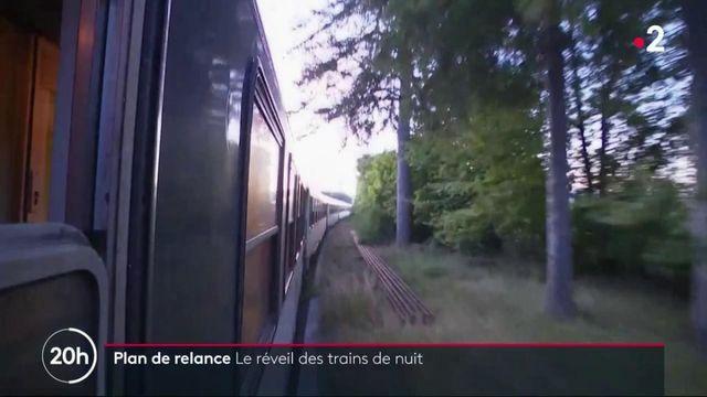 Plan de relance : le réveil des trains de nuit
