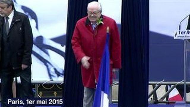 FN : Jean-Marie Le Pen bientôt fixé sur son sort