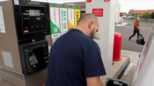 Carburants : une hausse des prix qui impacte les entreprises. (FRANCE 2)