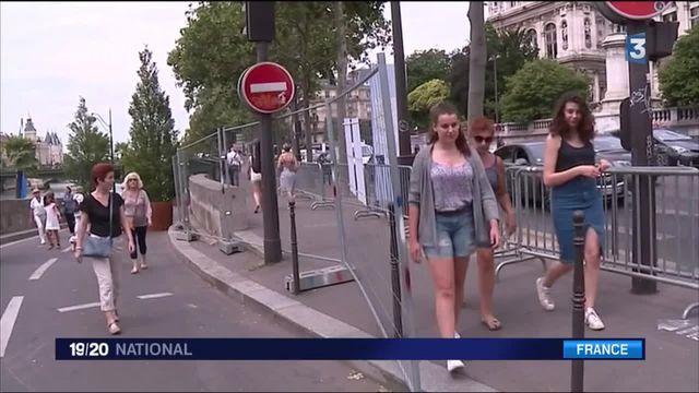 Risque d'attentat : Paris sous tension