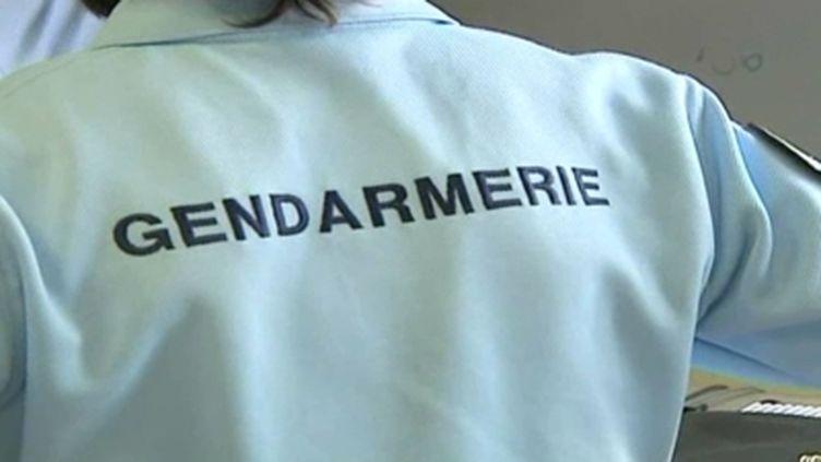 Gendarme en interpellation (France 3)