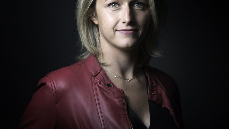 Barbara Pompili, ancienne secrétaire d'étatchargée de la Biodiversité (JOEL SAGET / AFP)