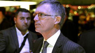 Le patron de PSA Carlos Tavares au salon de Geneve le 1 mars 2016. (CITIZENSIDE/RÉMY GENOUD / CITIZENSIDE.COM)