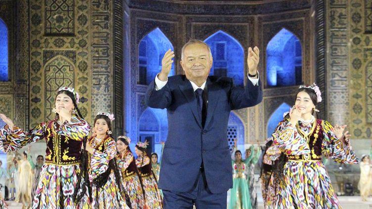 A la tête de l'Ouzbékistan depuis 1991, Islom Karimo, est décédé le 2 septembre 2016 à l'âge de 78 ans. (Stringer / Reuters)