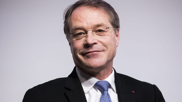 François Asselin en décembre 2019. (VINCENT ISORE / MAXPPP)