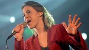 Natalia Tena de Molotov Jukebox  (PHOTOPQR/OUEST FRANCE)