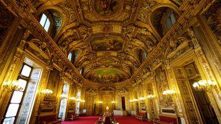 Le palais du Luxembourg qui abrite le Sénat, en 2016. (MAXPPP)