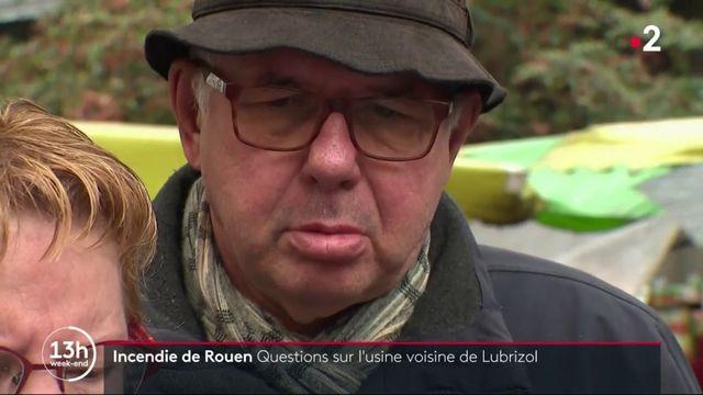 Incendie de Rouen : l'usine voisine de Lubrizol à son tour mise en cause