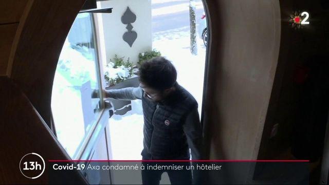 Crise : l'assureur Axa condamné à indemniser un hôtelier-restaurateur