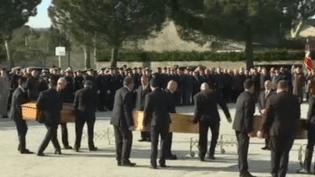 Trèbes : un hommage aux victimes chargé d'émotion (France 2)