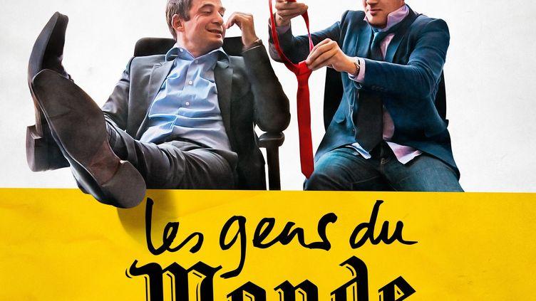"""(Affiche du film """"Les Gens du Monde"""" © Folamour Productions)"""