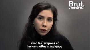 VIDEO. Pour Charlie Danger, l'histoire des femmes, c'est aussi l'histoire de leurs règles (BRUT)