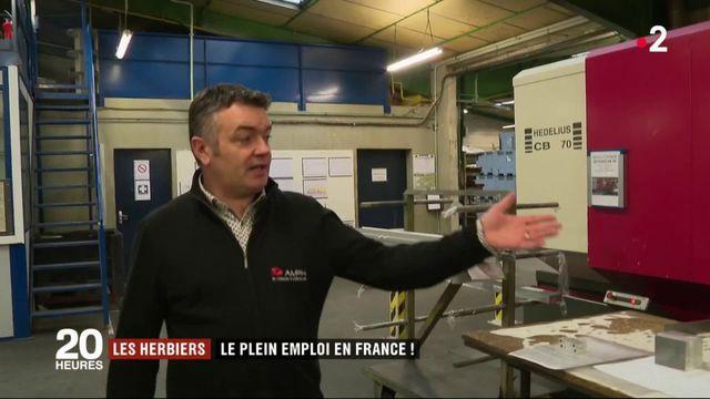 Les Herbiers (Vendée) : le plein emploi en France !