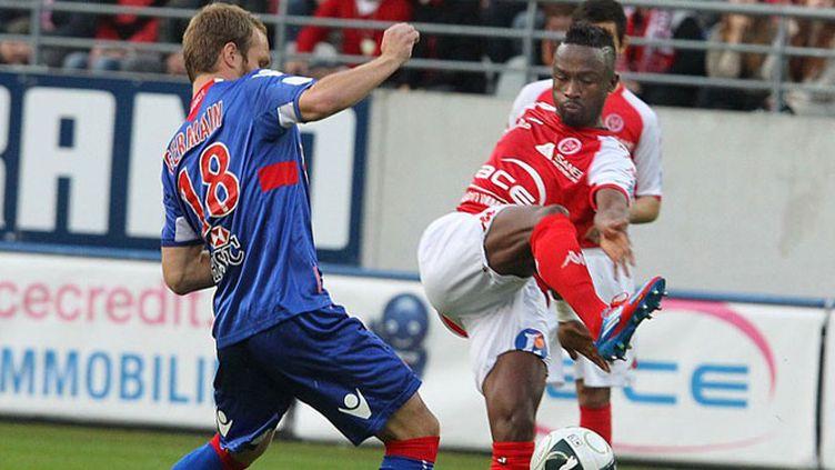 Ca et Reims se rapprochent fortement de la Ligue 1.