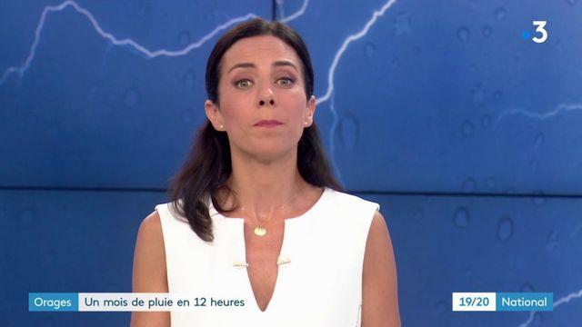 Intempéries : un mois de pluie en l'espace de 12 heures à l'ouest de la France
