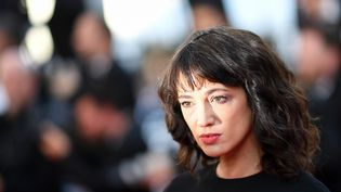 Asia Argento au Festival de Cannes le 19 mai 2018  (Loïc Venance / AFP)