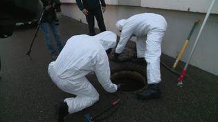 A Marseille, les équipes traquent la variante du Coronavirus jusque dans les eaux usées. (France 3)