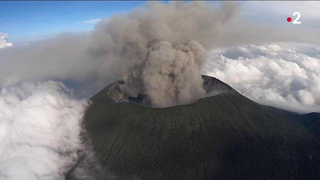 République démocratique du Congo: les scientifiques au chevet du volcanNyiragongo