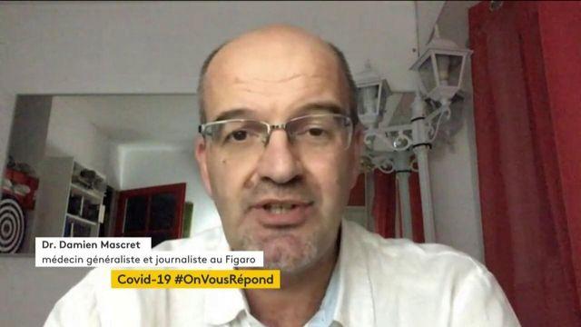 Coronavirus: #OnVousRépond sur franceinfo