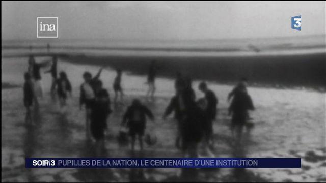 Pupilles de la nation : les 100 ans d'une institution