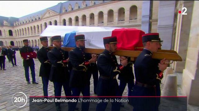 Décès de Jean-Paul Belmondo : l'hommage de la nation