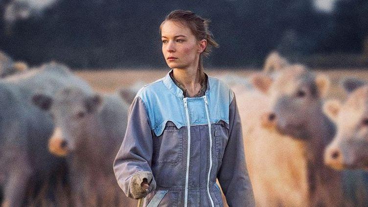 """Diane Rouxel dans """"La Terre des hommes"""" de Naël Marandin (2021). (AD VITAM)"""