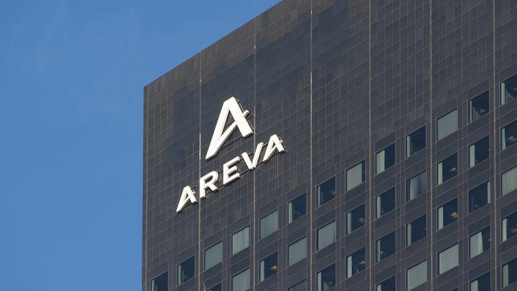 La tour Areva de La Défense, le 18 octobre 2012. (DANIEL THIERRY / PHOTONONSTOP / AFP)