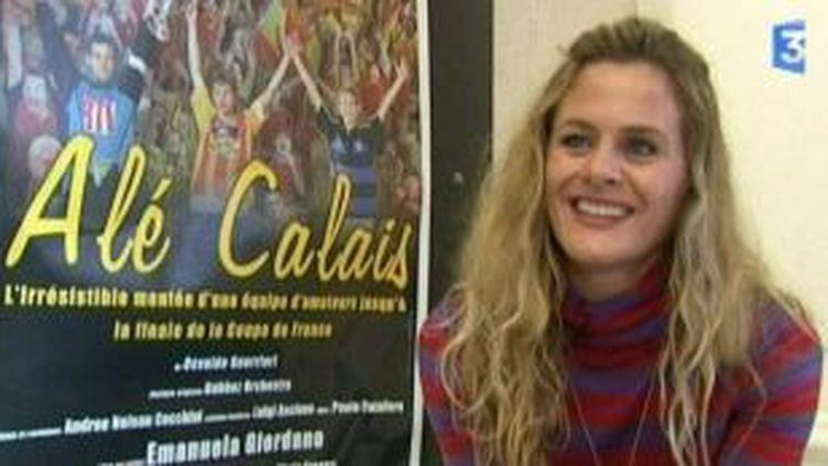 """""""Alé Calais"""" jouée à domicile au théâtre municipal de Calais  (Culturebox)"""