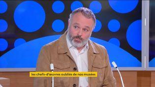 Fabien Simode (FRANCEINFO)